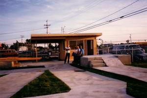Delson en construction 1988
