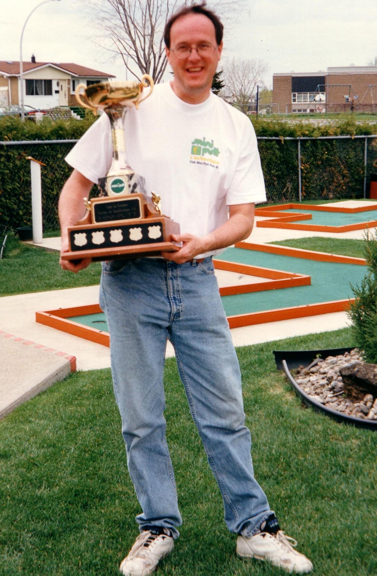 Lamarre Pierre 1994 president