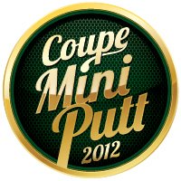 Logo coupe mini-putt 2012
