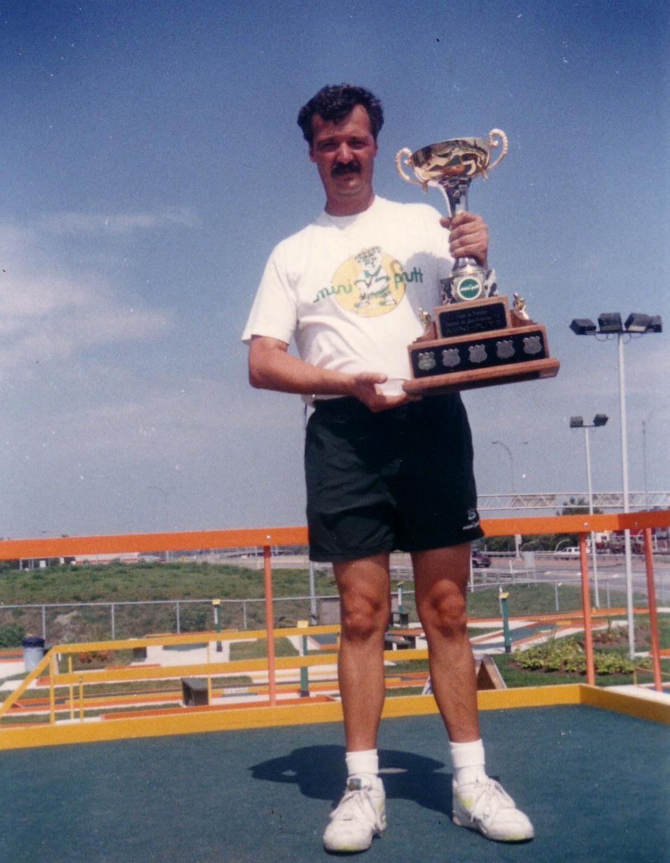 carl president 1992