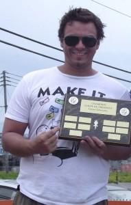 gamelin anthony plaque president 2011aa