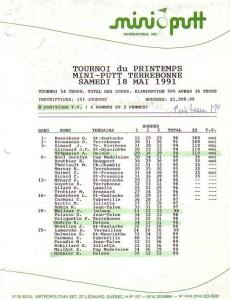 resultats printemps 1991 1de2